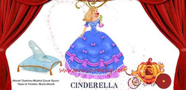 Ücretsiz Çocuk Oyunu: Cinderella - Külkedisi