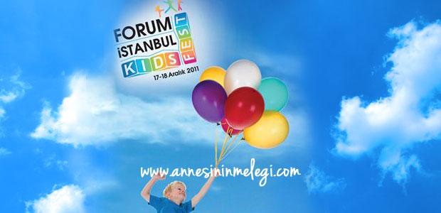 Çocuklar için Ücretsiz Aktiviteler: Forum İstanbul KidsFest