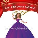 Ücretsiz Çocuk Oyunu: Cinderella - Külkedisi Galleria Çocuk Sahnesi'nde