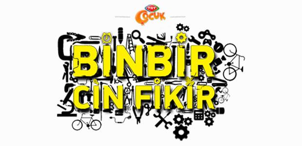 TRT Çocuk Binbir Cin Fikir Yarışması
