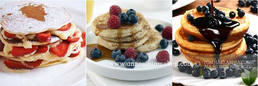 Bir haftasonu sabahı pancakelerin mutfaktan yükselen kokusu evi sardığında, kahvaltı masasında kimse pancakelere kayıtsız kalamaz. Evinizde puf puf pancakeler yapmak hiç de zor değil. pancake tarifi, pancake nasıl yapılır, kolay pancake,(Resimli Pankek Tarifi),pankek tarifi pancake yapımı pancake tarifi pancake recipe kekler pastalar nasıl yapılır pancake tarif pancake malzemeleri pancake yapilisi, evde pankek yapımı,evde pancake tarifi,american pancakes, bebeklere pankek, çocuğa yumurta yedirmenin kolay yolu, çocuklar için kahvaltı, enfes kek tarifleri, enfes pancake, jamie oliver, jamie oliver pancake, kahvaltı, kahvaltı için farklı tarifler, kahvaltı önerileri, kahvaltı tarifi, kahvaltı tarifleri, kek, kekler pastalar nasıl yapılır, kolay kahvaltı tarifleri, kolay pankek tarifi, orjinal pankek tarifi, pancake, pancake krep değildir, pancake malzemeleri, pancake nasil hazirlanir, Pancake nasıl yapılır, pancake recipe, pancake tarif, Pancake tarifi, pancake tarifi türkcesi, pancake tarifi yapılışı, pancake türkçe tarif, pancake yapilisi, pancake yapımı, pancakes tarifi, pankek, pankek nasıl yapılır, pankek tarifi, pankek tarifi gramaj, pankek tarifleri, pratik kahvaltı tarifi, resimli pankek tarifi, sade pankek tarifi, türkçe pancake, yumurta akı nasıl köpürtülür, yumurta beyazı köpürtülerek yapılan pasta ve kekler, yumurta sevmeyen çocuğa yumurta nasıl sevdirilir? Bir haftasonu sabahı pancakelerin mutfaktan yükselen kokusu evi sardığında, kahvaltı masasında kimse pancakelere kayıtsız kalamaz. Evinizde puf puf pancakeler yapmak hiç de zor değil. Evimizdeki malzemelerle çocuklarınıza kahvaltıda pankek hazırlayabilirsiniz. Adım adım pancake nasıl yapılır resimli anlatımı yazımızda... Pancake tarifi, pancake nasıl yapılır, fotograflı pancake tarifi, pancake servis önerileri. Pankek-Pancake Tarifi nasıl yapılır,pancake nefis yemek tarifleri, pancake arda, pancake tariff, pancake nasıl yapılır, pancake yapımı, pancake tarifi oktay usta, pancake nasıl yapılır,Kahvaltılık