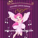 """Ücretsiz Çocuk Oyunu: """"Danseden Prensesler"""" 3 Mart'ta Galleria Çocuk Sahnesi'nde"""