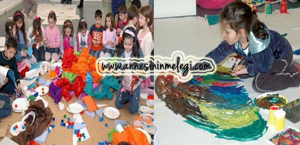İstanbul Modern'de 7. Çocuk Şenliği 23-29 Nisan 2012