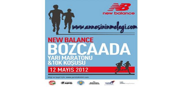 Koşu Yarışması Bozcaada Yarı Maratonu