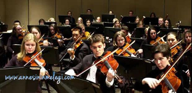 Ücretsiz Konser Barok Müzik Notre Dame de Sion Fransız Lisesi