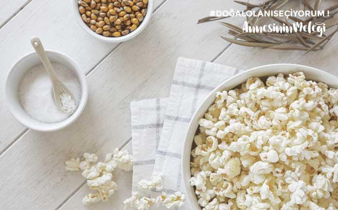 Patlamış mısır tarifi mısır patlatma