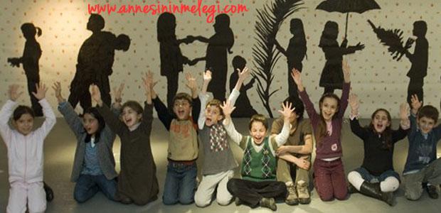Çocuklar İçin Ücretsiz Etkinlik : Ceyda Düvenci İle Kent Masalları