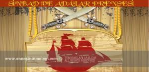"""""""Sinbad ve Adalar Prensesi"""" oyunu 8 Aralık 2012'de Galleria Çocuk Sahnesi'nde"""