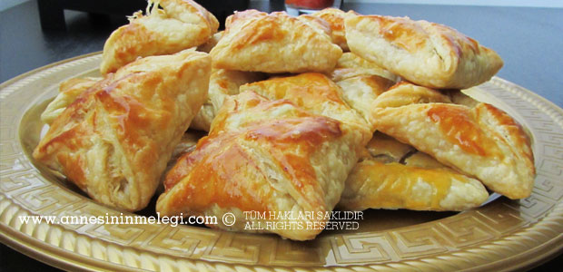Milföy Börek Tarifi - Patatesli Börek Tarifi