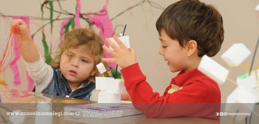 Borusan Contemporary Çocuk Atölyeleri Programı