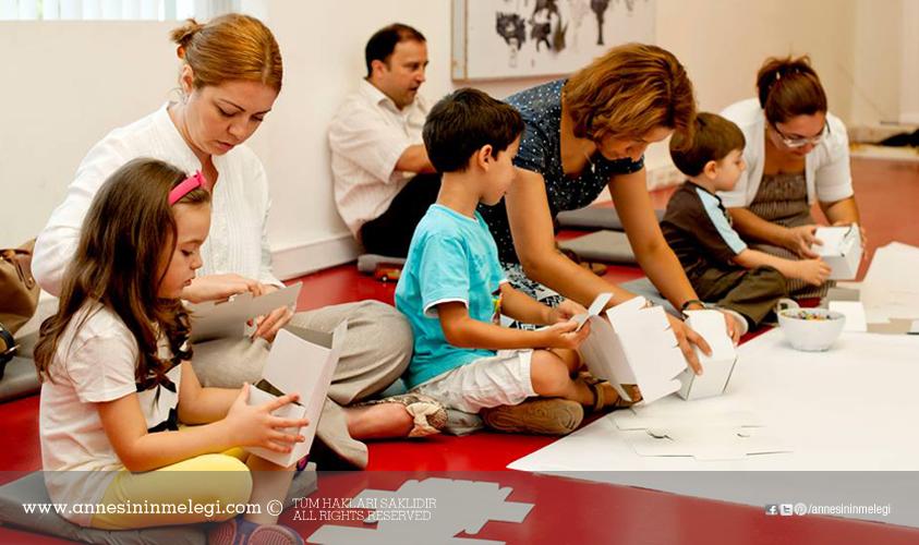 Ücretsiz Çocuk Etkinliği: Ailemle Maket Atölyesi İstanbul Modern, The Museum of Modern Art MoMA / MoMA PS1