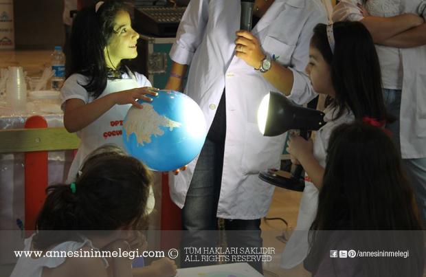 Ücretsiz Çocuk Etkinlikleri: Optimum Outlet Çocuk Kulübü Programı