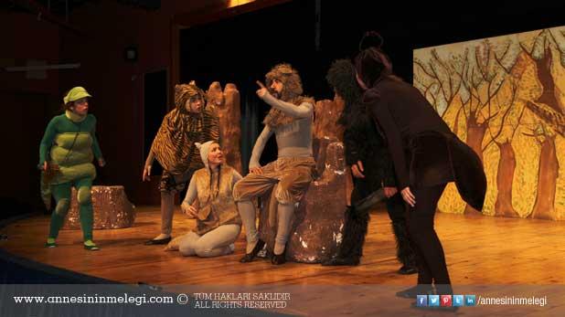 """Bosch Çevre Çocuk Tiyatrosu, """"La Fonten Orman Mahkemesinde"""""""
