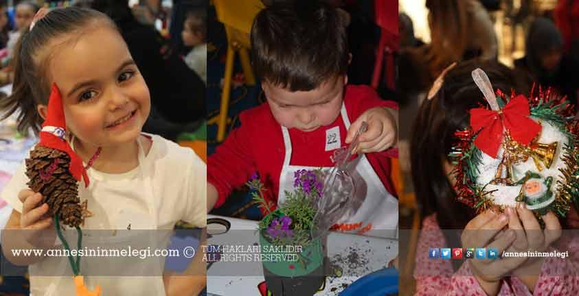 Optimum Çocuk Kulübü kasım ayında heyecan ve neşe dolu