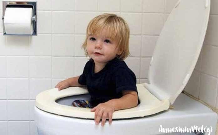 Çocuklarda tuvalet eğitimi ipuçları... tuvalet eğitimi nasıl verilir?