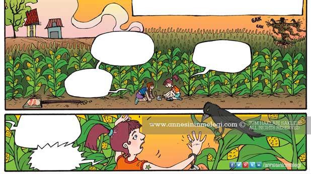 Çocuklara Karikatür Atölyesi