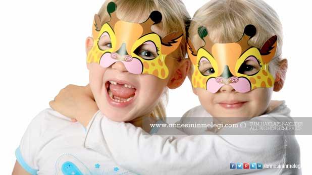Çocuk Kulübü, her ayın ilk pazar günü düzenlediği etkinliklere bu Pazar günü 'Maske Yapım Atölyesi' ile devam ediyor.