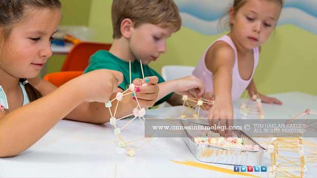 Engineering For Kids Workshopları ile çocuklar eğlenerek öğrenmenin keyfini çıkaracak