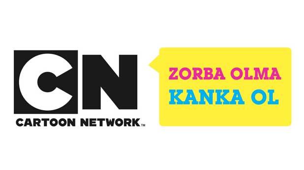 "Cartoon Network ""Zorba Olma Kanka Ol"" projesini okullara taşıdı. #ZorbaOlmaKankaOl"