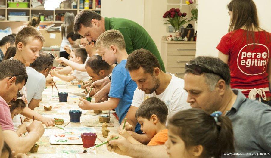 Pera Müzesi Babalar Günü'ne özel 19 Haziran Babalar Günü'nde tüm erkek ziyaretçiler müzeyi ve sergilerini ücretsiz ziyaret edebiliyor. Pera Eğitim ise çocuk programları kapsamında Babalar Günü'ne özel iki farklı atölye düzenliyor. pera müzesi,babalar günü,ücretsiz etkinlikler,istanbul etkinlikler, baba çocuk etkinlikleri,