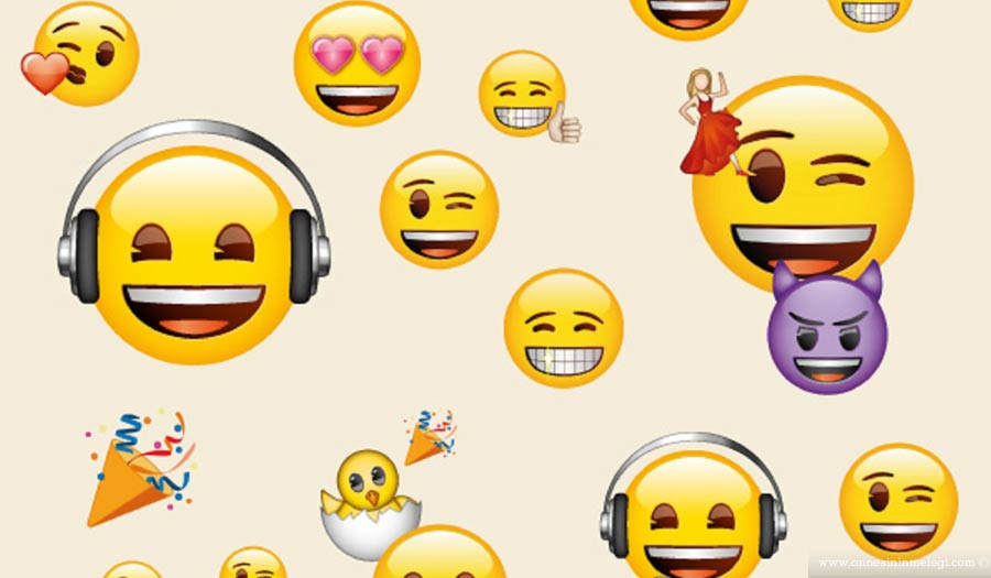 """Hepimizin sosyal medyada ve çeşitli yazışma uygulamaları aracılığıyla duygumuzu yansıtmak için kullandığımız """"Emoji""""ler 24 Eylül- 9 Ekim tarihleri boyunca, Zorlu Center genelinde ziyaretçilerini bekliyor. Emoji Ol,ücretsiz etkinlik,istanbul etkinlikleri,zorlu center,çocuk etkinlikleri,haftasonu etkinlikleri,haftasonu ne yapsak,çocuk atölyeleri,emoji atölyeleri"""