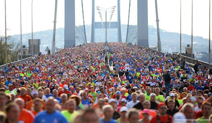 """""""Maraton ve İstanbul Resim Yarışması"""" başvuruları başladı"""