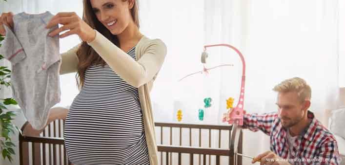 Yenidoğan Bebek İhtiyaçları Listesi | Hamileliğin esnasında bebek ihtiyaçlarına yönelik hazırlıklarının ne kadarını tamamlarsan, maddi ve manevi olarak o kadar rahat edeceksin. Anne ve Bebek İhtiyaçları Listesi bebek odası hazırlıkları