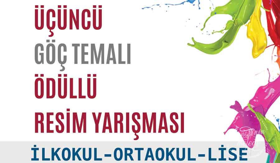 """İstanbul Üniversitesi Vakfı Adıgüzel Okulları Güzel Sanatlar Lisesi, konusunu """"GÖÇ"""" olarak belirlediği ve geleneksel hale getirdiği ödüllü """"Resim Yarışması"""" düzenlemiştir. Yarışma, Türkiye genelinde tüm okulların katılımına açıktır. 10 yaş altı, 10-12 yaş arası, 13-15 yaş arası, 2015 2017 çocuk resim yarışmaları, 2015 2017 uluslararası resim yarışmaları, 2017 çizim yarışmaları yurtdısı, 2017 çocuk resim yarışmaları, 2017 resim yarışmaları ortaokul, çocuk resim yarışması 2017, Annesinin Meleği için Ücretsiz Çocuk Oyunu, ödüllü çocukYarışması, çizim yarışma, çocuk resim yarışmaları, çocuk resim yarışmaları 2017, Çocuk Resim Yarışması, çocuk yarışma, çocuk yarışmaları, çocuk yarışmaları 2017, çocuk yarışması, çocuklar için resim yarışması, cocuklar icin yarismalar, Dünya Yarışması, Etkinlikler ücretsizdir, Giriş ücretsizdir, ilköğretim resim yarışmaları, ilkokul resim yarışmaları, ilkokul resim yarışmaları 2015, ilkokul resim yarışmaları 2017, ilkokul resim yarışması, ilkokul yarışmaları 2017, Ödülleri Kazanın, ödüllü çocuk yarışmaları, ödüllü çocuk yarışması, okul öncesi resim yarışması, ortaokul resim yarışmaları 2017, ortaokul yarışmaları 2017, pastel boya yarışması, resim yarışma, resim yarışmaları, resim yarışmaları 2017, resim yarışmaları 2017 ortaokul, resim yarışmaları resimleri, resim yarışması, resim yarışması 2017 ilkokul, resim yarışması için nasıl pastel kullanmalı, resim yarışması için resimler, toyota resim yarışması, türkiye resim yarışmaları 2017, Türkiye Ulusal Yarışması, ücretsiz çocuk yarışması, Ücretsiz Etkinlik, ulusal resim yarışma, Ulusal Yarışma, uluslararası resim yarışmaları 2017, Yarışma Bilgileri, yarışmalar 2017 ortaokul"""