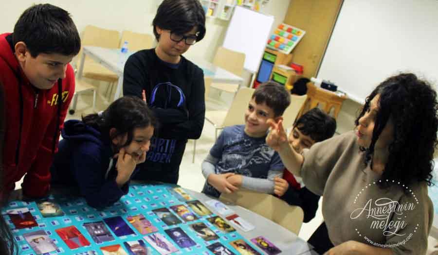 Türkiye İş Bankası Müzesi 4-13 yaş arası çocuklar için düzenlediği atölye çalışmaları ile eğlenceli bir yarıyıl tatili vadediyor. Sandviç Resim Atölyesi, Müze Hatıram Atölyesi, Gizli Saklı Atölyesi, Yaratıcı Drama ile Okuma Atölyeleri, Bütçe Tutum Tasarruf Atölyesi, Yazarlarla Okuma Atölyesi, Fiyat Keşif Laboratuvarı, Dünyanın Parası Atölyesi, Sakar Cadı Vini, 5 Kuruşa 5 Hikâye, Harçlığım Cebimde, Canlanan Nesneler,Eğlendirirken öğreten atölyeler,yarıyıl atölyeleri,Türkiye İş Bankası Müzesi,yarıyıl tatili,sömestr tatili etkinlikleri,çocuk etkinlikleri