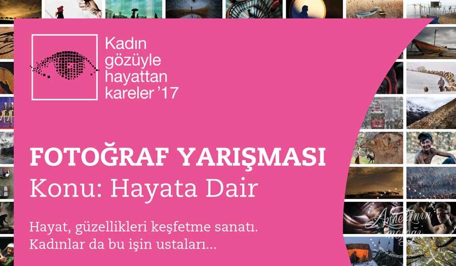 Kadın Gözüyle Hayattan Kareler Fotoğraf Yarışmasına Başvuru İçin Son İki Hafta