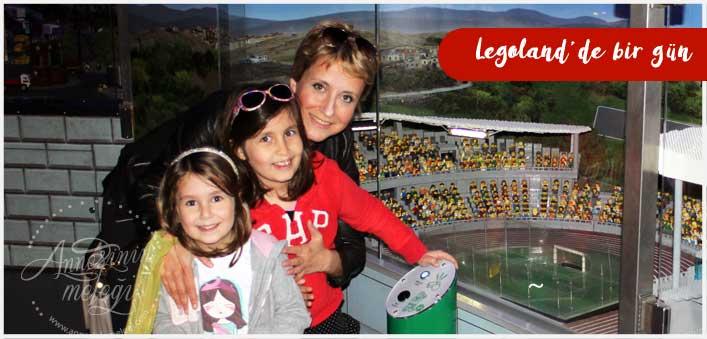 Çocukla Gezmek | Legoland'de bir gün