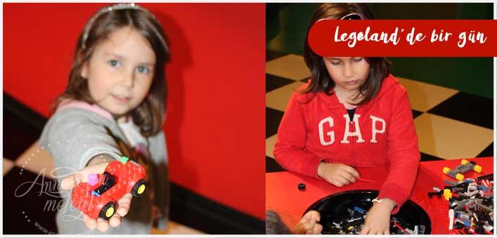 Çocukla Gezmek | Legoland'de bir gün. Lego Merlin space mission lego modelleme atölye sınıfı