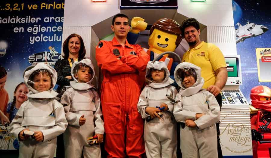 Çocukla Gezmek | Legoland'de bir gün. Lego, Merlin, space mission, lego modelleme atölye sınıfı,astronot,legoland,lego havuzları, lego araba