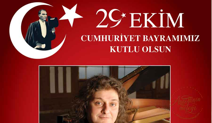 Tepe Nautilus Alışveriş Merkezi, 29 Ekim Cumhuriyet Bayramı'nı, dünyaca ünlü besteci ve piyanist Tuluyhan Uğurlu'nun çok özel piyano resitali ile kutlayacak.