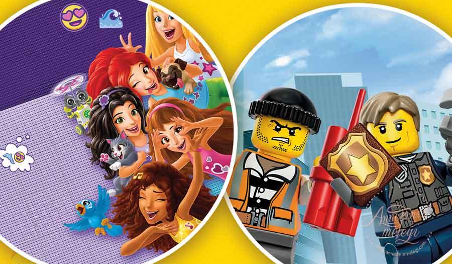 Yenilenen oyuncakları ile LEGO Yapım Etkinliği çocuklar için Zorlu Alışveriş Merkezi'nde...