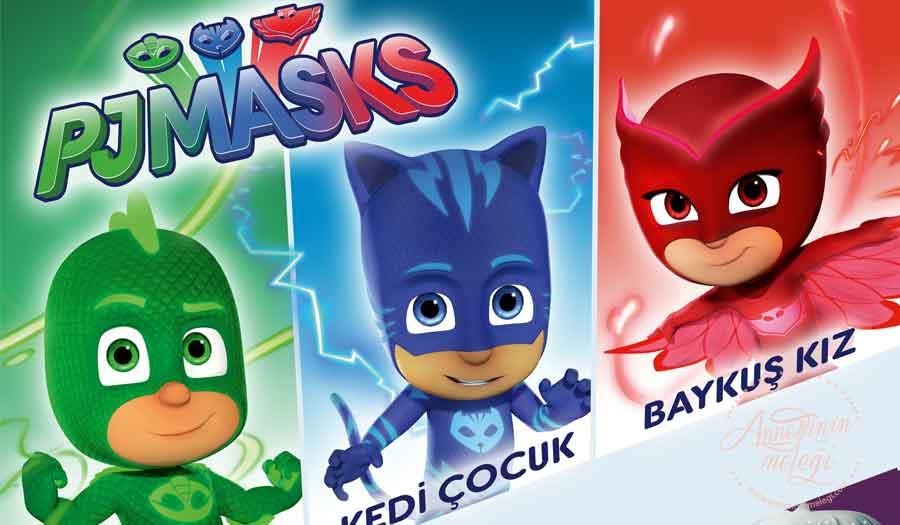 Point Bornova Alışveriş Merkezi, çocukların en sevdiği kahramanlardan olan Pijamaskeliler'i ağırlayacak.
