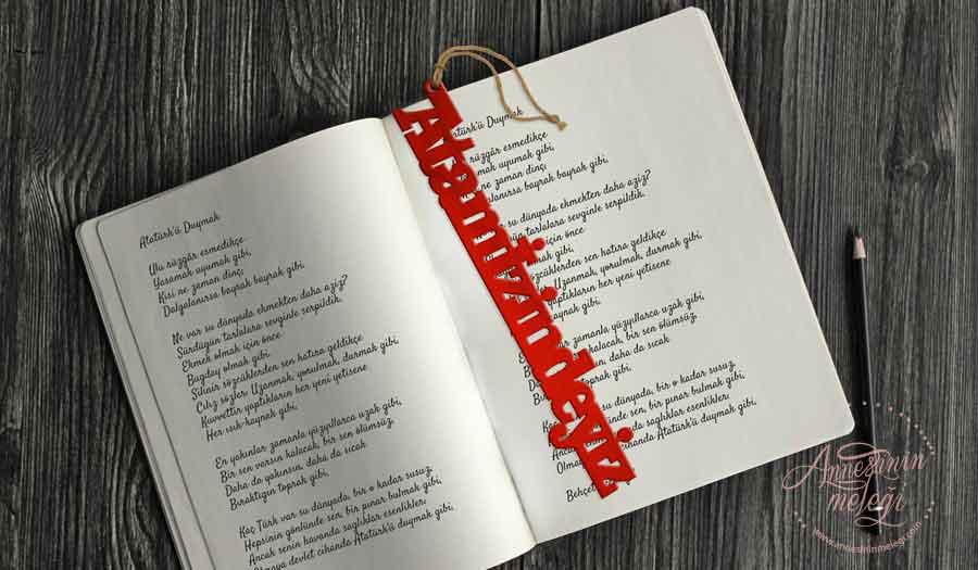 Trumpland'de hafta sonu çocuklar 'Atam İzindeyiz Kitap Ayracı' hazırlayacak. 11 Kasım Cumartesi günü 'Kırmızı Başlıklı Kaz' , 12 Kasım Pazar günü ise 'Uçan Adam' adlı tiyatro oyunlarını izleyecek.