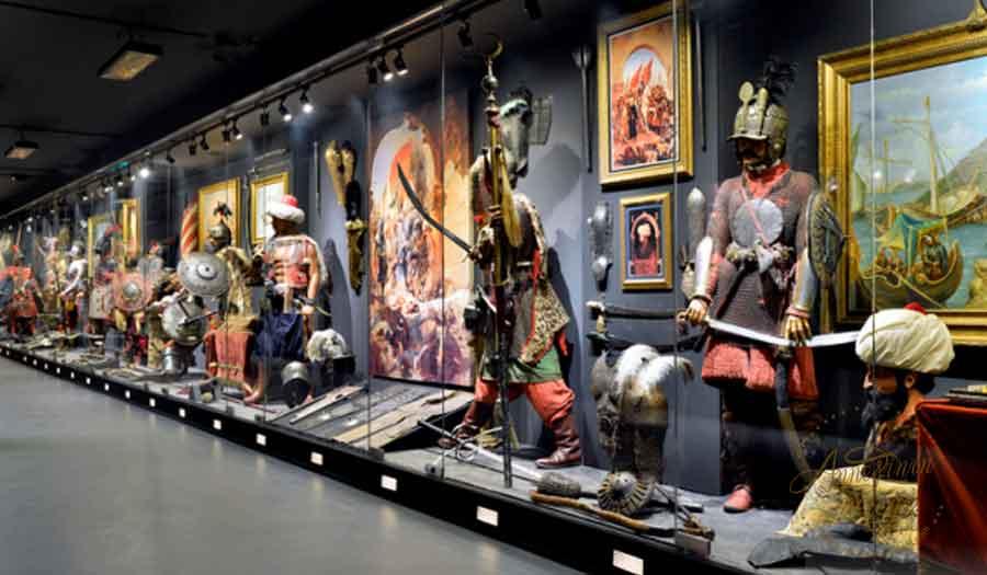 Tüm öğretmenlerimizin ve çocukların heyecan ve merakla gezeceği Hisart Canlı Tarih ve Diorama Müzesi 24 Kasım'da değerli öğretmenlerimize ücretsiz.