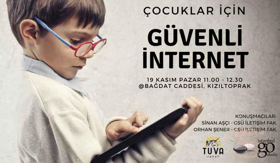 İnternet ve teknoloji kullanımının çok erken yaşlarda başladığı günümüzde ,ailelerin İnternet ve sosyal medya kullanımı hakkında çocuklarını bilgilendirmesi büyük önem taşıyor.