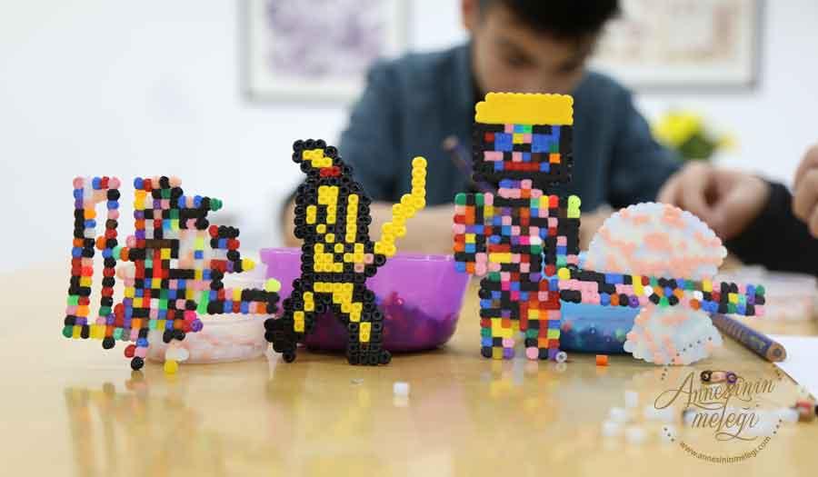 Akbank Sanat, yarıyıl tatillerini en verimli şekilde geçirmek isteyen tüm çocukları çağdaş sanat atölyesine davet ediyor.