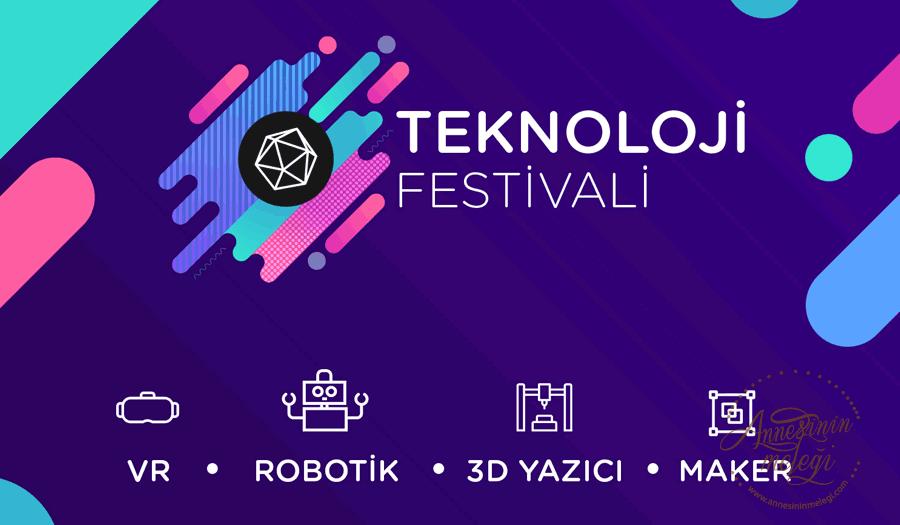 20 - 31 Ocak tarihleri arasında Capacity Avm tarafından düzenlenen ''Teknoloji Festivali '' kapsamında; Sanal Gerçeklik, 3D Yazıcı Etkinliği , Robotik ve Maker Çocuk Atölye çalışmaları 13.00 – 20.00 saatleri arasında gerçekleşecek. Tüm ziyaretçiler ücretsiz olarak bu keyifli deneyimi yaşayacak.