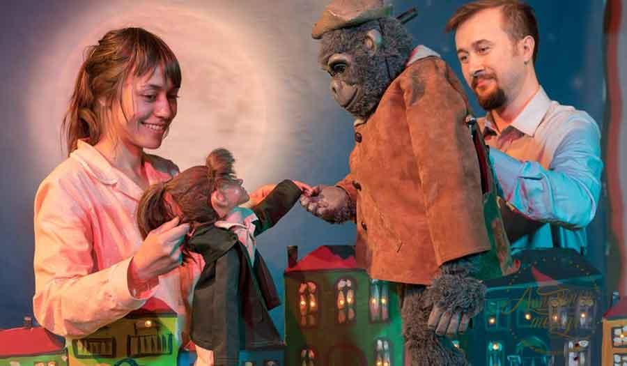 Akbank Çocuk Tiyatrosu yarıyıl tatilinde yeni oyunu Goril ile Akbank Sanat'ta