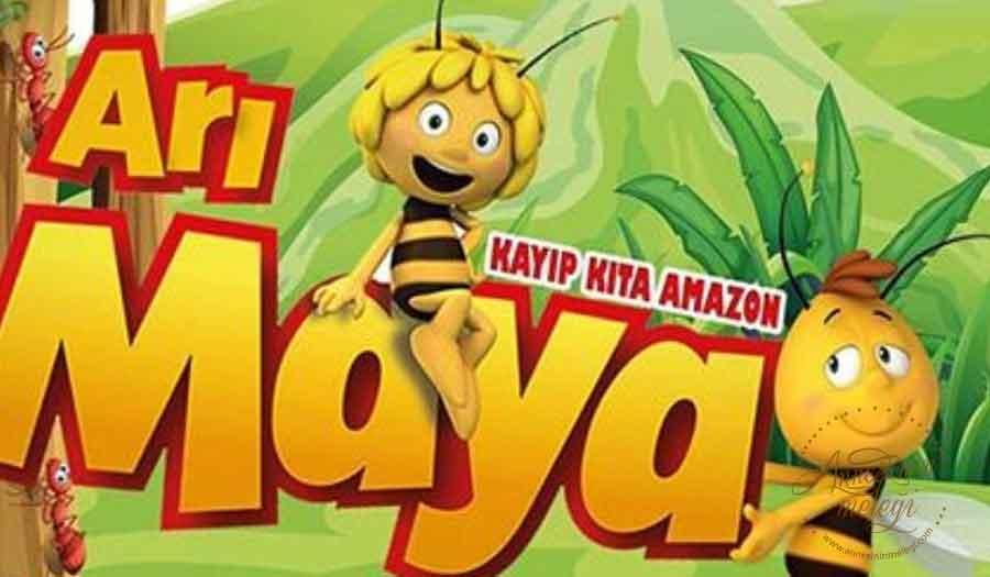 """Çocukluğumuzun çizgi film karakteri """"ARI MAYA"""" 13 Ocak Cumartesi günü Kadıköy Halk Eğitim Merkezi'nde seyircisiyle buluşuyor."""