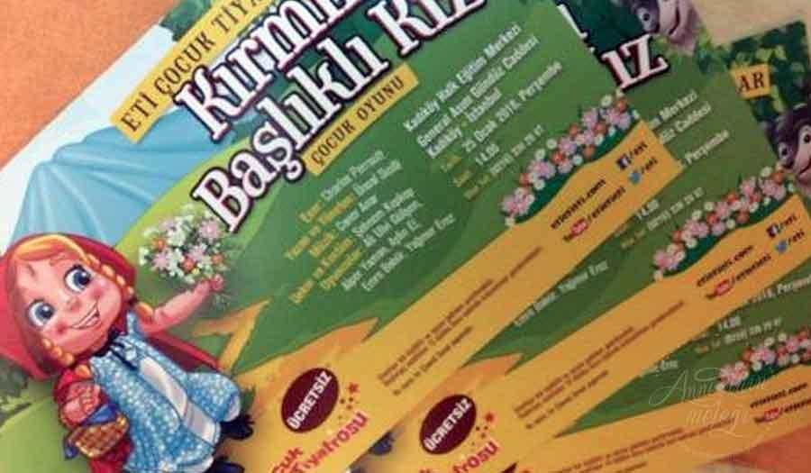 """Eti Çocuk Tiyatrosu """"Kırmızı Başlıklı Kız"""" Oyunu Kadıköy Halk Eğitim Merkezi'nde yarıyıl çocuk etkinliği yarıyıl çocuk etkinlikleri 2018 yarıyıl çocuk aktivite önerileri yarıyıl çocuk atölyeleri yarıyıl çocuk eğitim programları yarıyıl çocuk etkinlikleri 2018 sömestr 2018 sömestr da aktiviteler çocuklara sömestr etkinlikleri 2018 Sömestr Atölyesi ücretsiz sömestr etkinlikleri sömestr tatili için öneriler Sömestr Etkinliği sömestrde ne yapsak"""