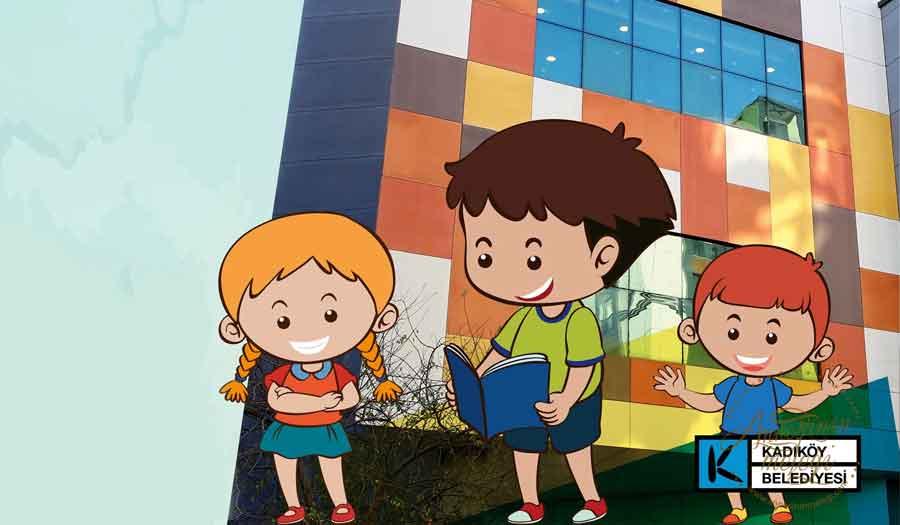 Halis Kurtça Çocuk Kültür Merkezi'nde (HKÇKM) çocuklar yarıyıl tatili boyunca çeşitli atölye ve etkinliklere katılabilecek.