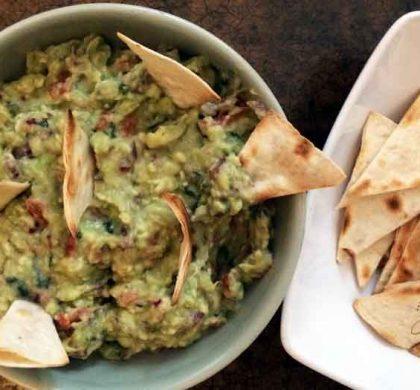 Avokado Tarifleri  | Guacamole Avokado Sos