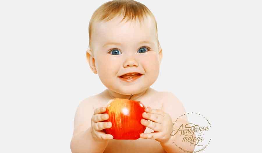Ek gıdalara geçişte bebeğinize tuz vermeyin