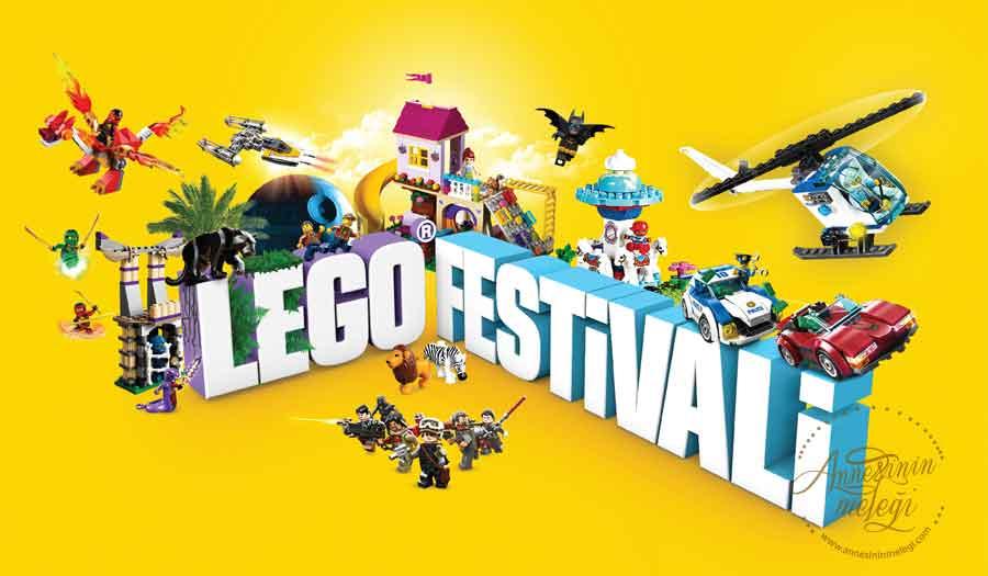 LEGO® Festivaline tüm çocuklar davetli