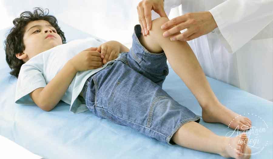 Çocuklarda bacak ağrısı büyüme ağrısı olabilir