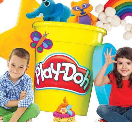 14. Play-Doh Hamurdan Hayaller Yarışması Başladı